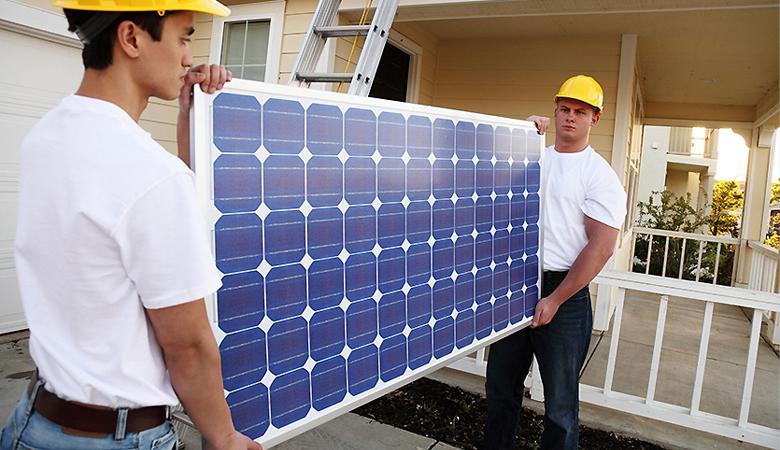 Home Solar Power, Reuse & Maintenance